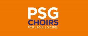 PSG Choirs logo