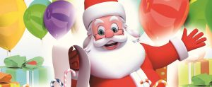 Santa's Christmas Party image