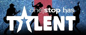 One Stop has talent logo