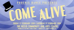 Phoenix Dance presents Come Alive at the Neeld