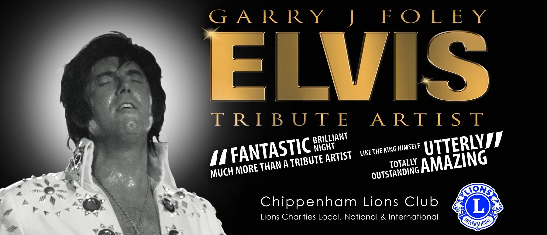 Elvis Tribute Concert | The Neeld, Chippenham