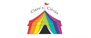 Clare's Circus logo