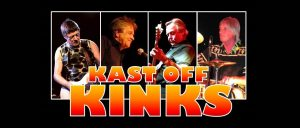 Kast Off Kinks logo and band picture
