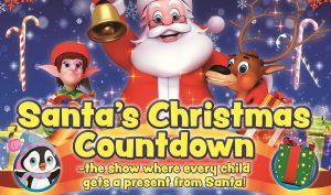 Santa's Christmas Countdown image