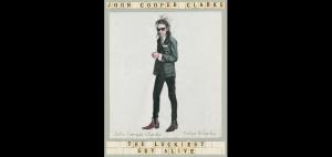 John Cooper Clarke tour image